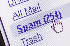Unterlassungserklärung wegen Spam-Mail