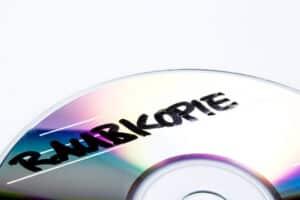 Illegaler Musikdownload als Raubkopie