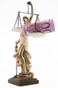 Kosten für illegalen eBook-Download