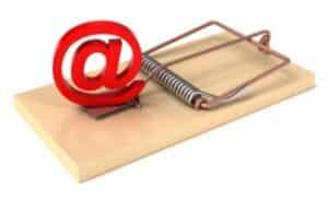 Abmahnung per Email ist Fake