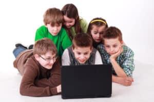 Urheberrechtsverletzung durch Kinder