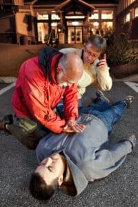 Beim Arbeitsschutz geht es im Arbeitsrecht darum, Unfälle und Schäden, wie beispielsweise  einem Arbeitsunfall, vorzubeugen