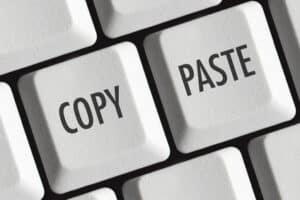 Von Westphalen und Rechtsanwälte versenden eine Abmahnung wegen Verletzung des Urheberrechts.
