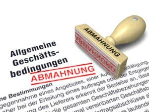 Von Westphalen und Rechtsanwälte sind bekannt dafür, dass sie Abmahnungen verschicken.