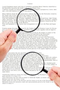 """Die Abmahnung zum Thema """"Auszubildender ohne Berichtsheft"""" kann einem Muster entsprechen."""