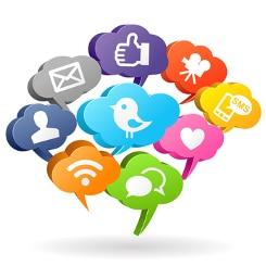 Bilderklau kann auf Facebook und in anderen sozialen Netzwerken stattfinden.