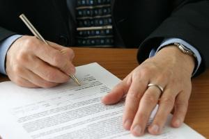 Die modifizierte Unterlassungserklärung: Ein Muster hilft, dient aber nur als Orientierung.