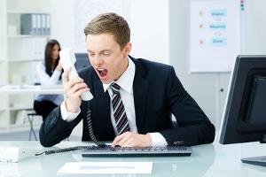 Die Bußgeldvorschriften von § 20 UWG gelten mitunter für unerwünschte Telefonwerbung.
