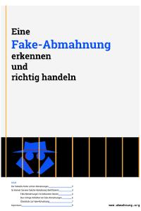Fake Abmahnung Wichtige Infos Zum Betrugsversuch