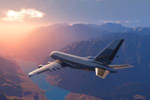 Flüge im Urlaub: Tiefpreisgarantie wird bei Reisen oft als entscheidender Aspekt beworben.