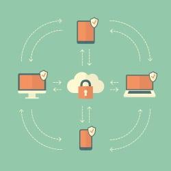 Bei Direct Connect findet ein Download zwischen den Nutzern statt, nicht über einen Server.